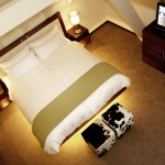 The Cambrian FamilySuite_bedroom_cambrian-suite_above Bild
