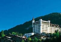 Gstaad Palace Hotel Bild