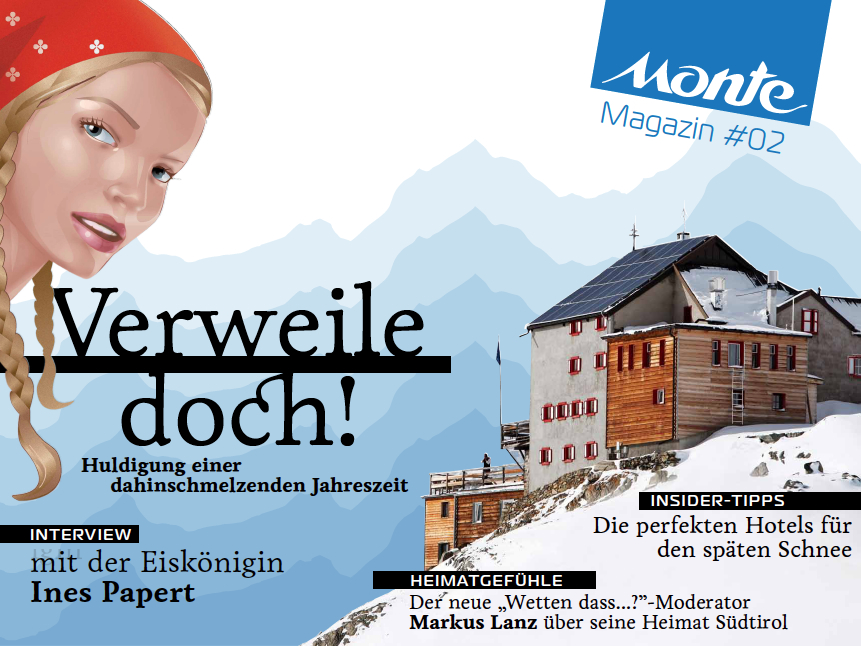 MONTE iPad-Magazin #02