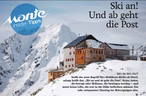 Ski-in/Ski-out: die tollsten Hotels