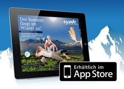 MONTE als iPad-Magazin