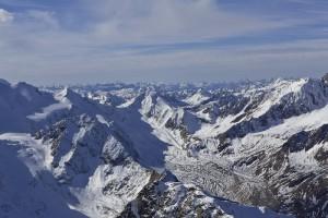 Pitztaler Gletscherzunge