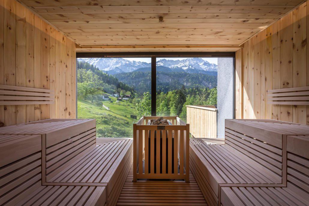 Das Graseck Sauna