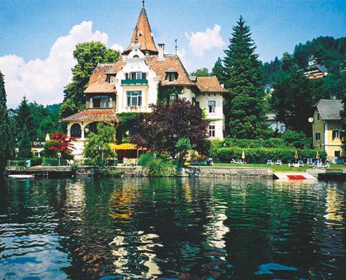 Villa Verdin Aussenansicht