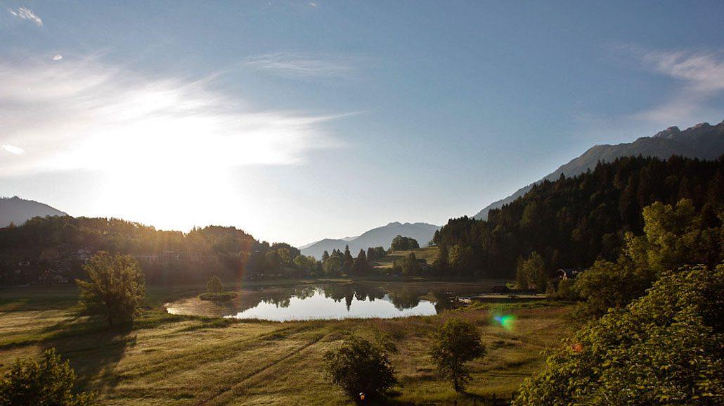 Der Seehof Goldegg See