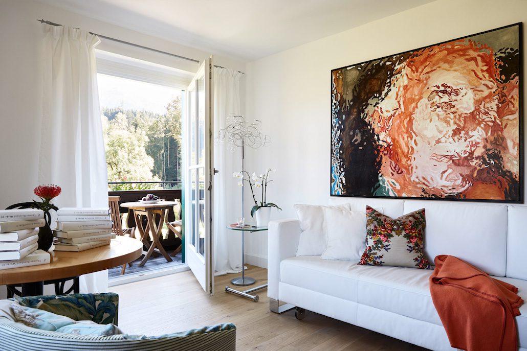 Der Seehof Goldegg room