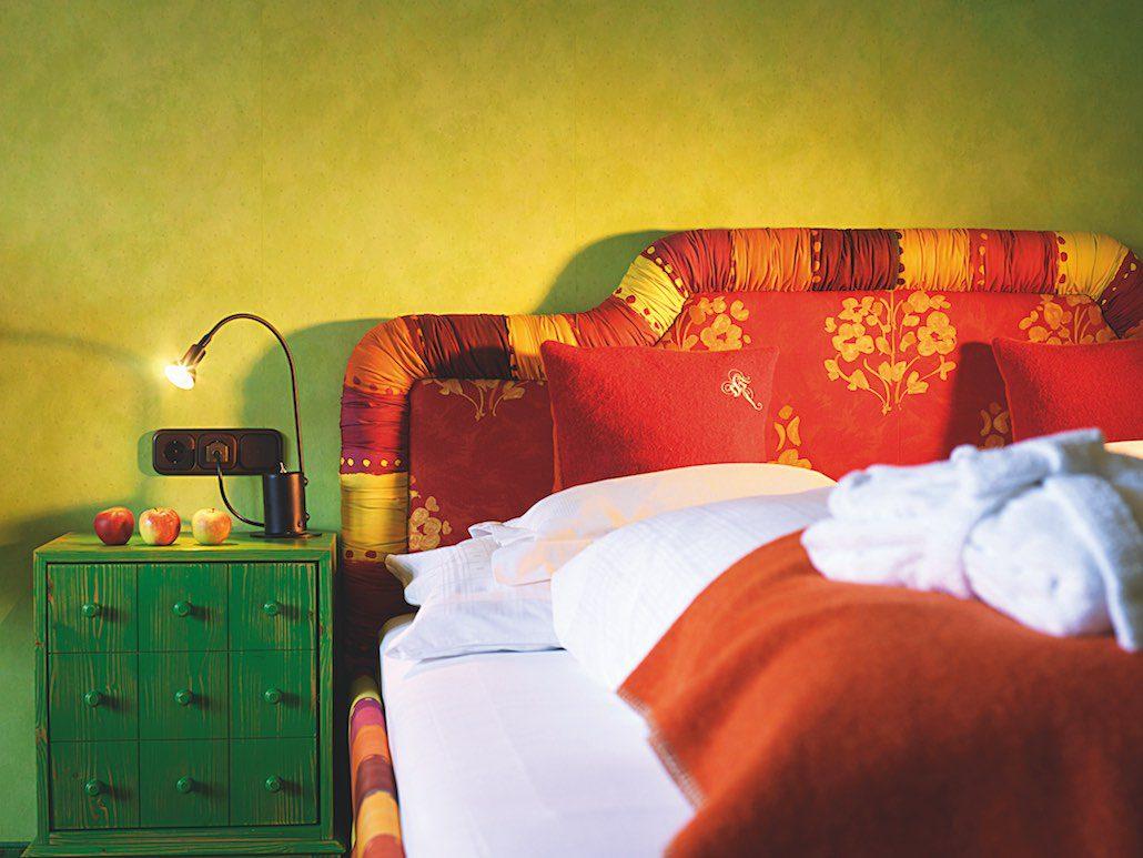 Knappeboda Lech room