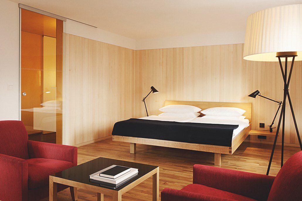 Krone Hittisau room