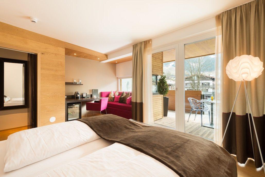 Lederers Living Kaprun room