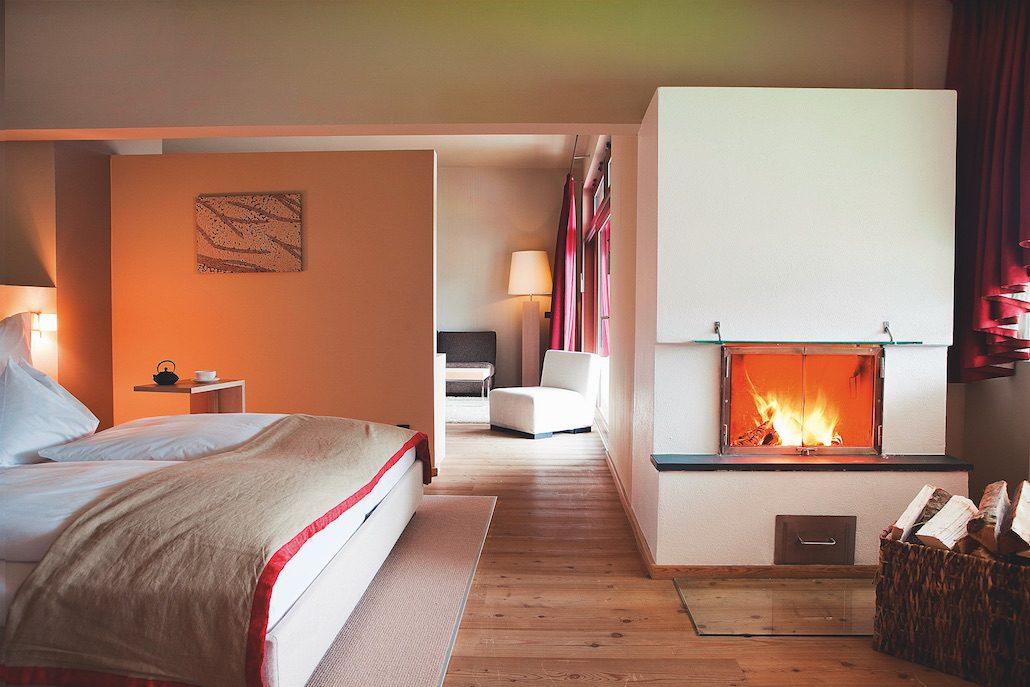 Mavida Zell am See room