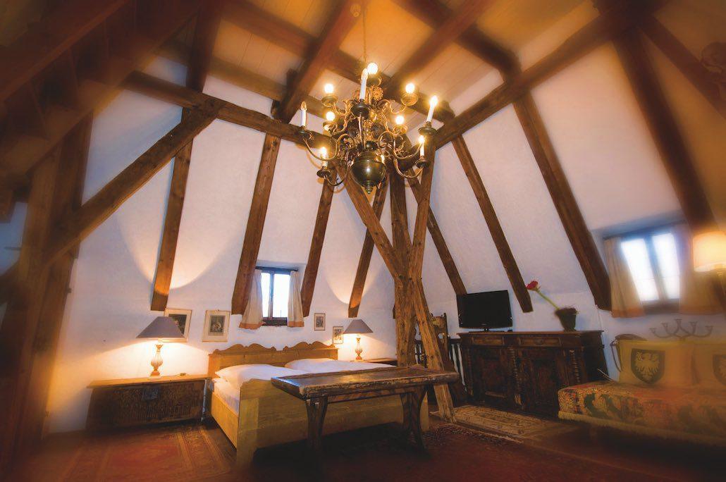 Schloss Muenichau room