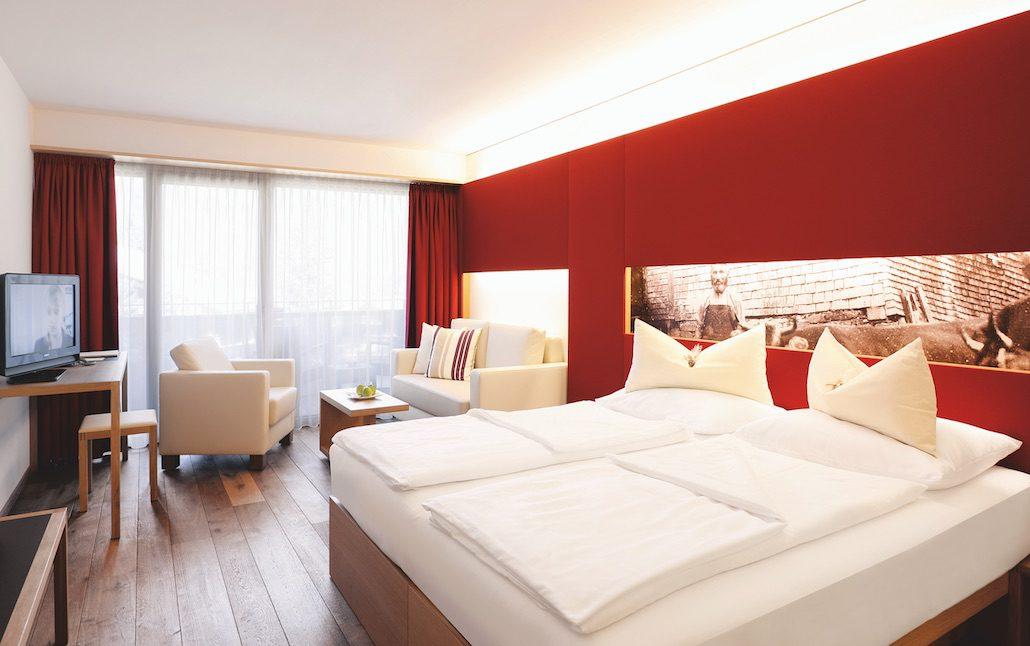 Sonne Mellau room
