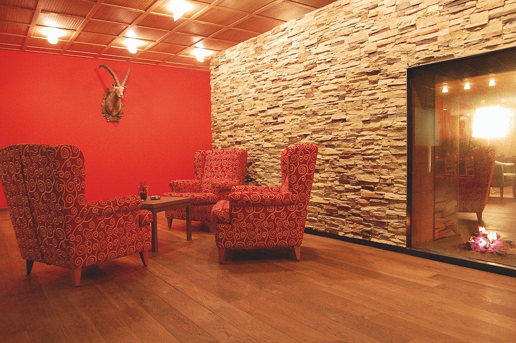 Steffisalp Warth Lounge