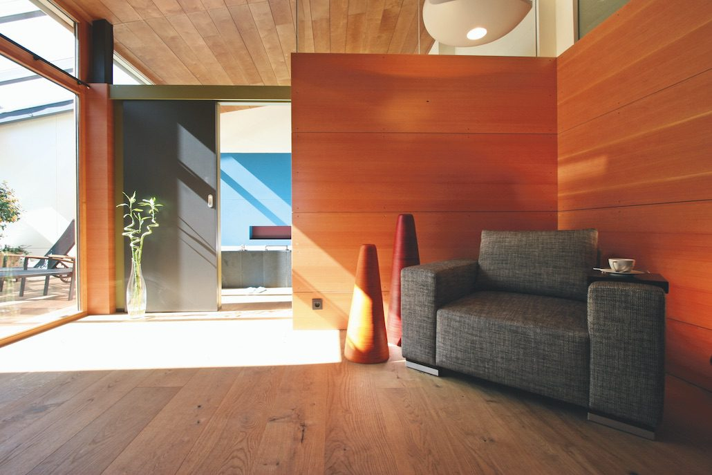 Walliserhof Brand room