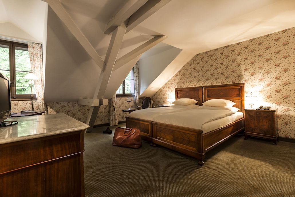 Grandhotel Giesbach, Brienz