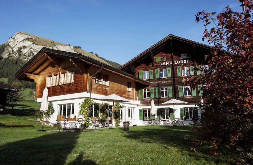 Lenk-Lodge, Lenk