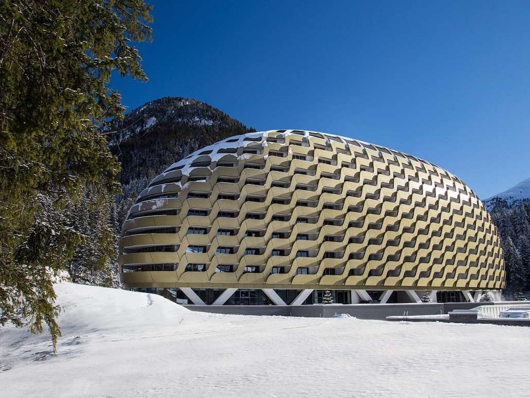 Intercontinental, Davos