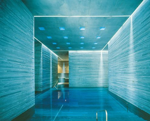 Therme Vals, Vals