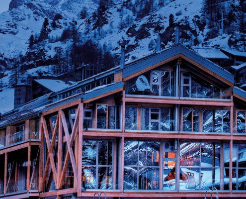 Backstage, Zermatt