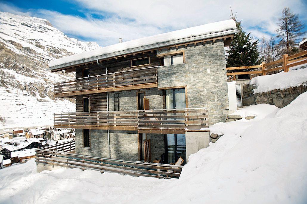 Cervo, Zermatt