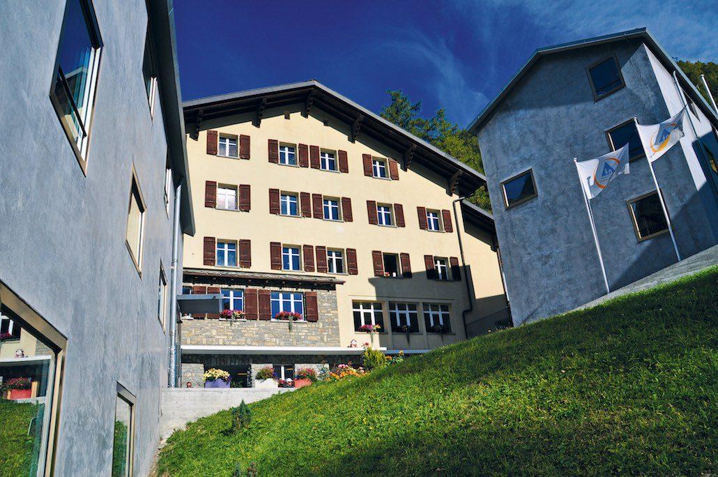 Jugendherberge, Zermatt