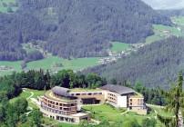 Intercontinental Berchtesgaden Resort aerial Bild