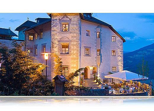 Hotel Ansitz Steinbock aussen Bild
