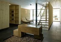 Hotel Chesa Valisa Wellnessbereich Bild