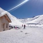 Skihütte Avers