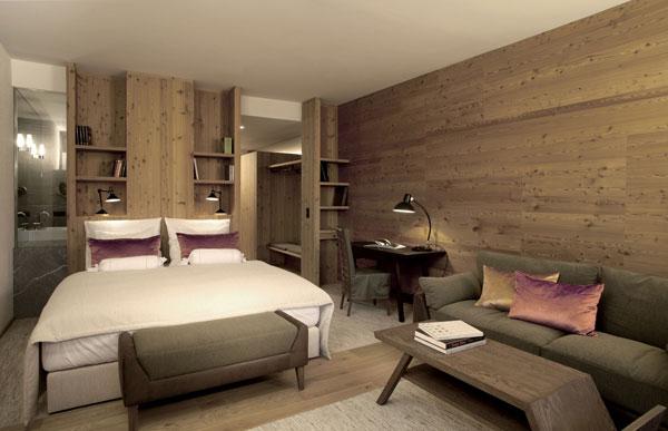 Neues Hotel in Tirol.