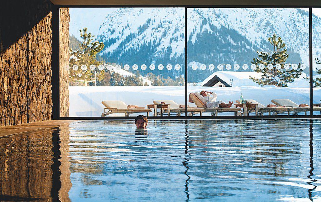 Ifen Hirschegg Spa