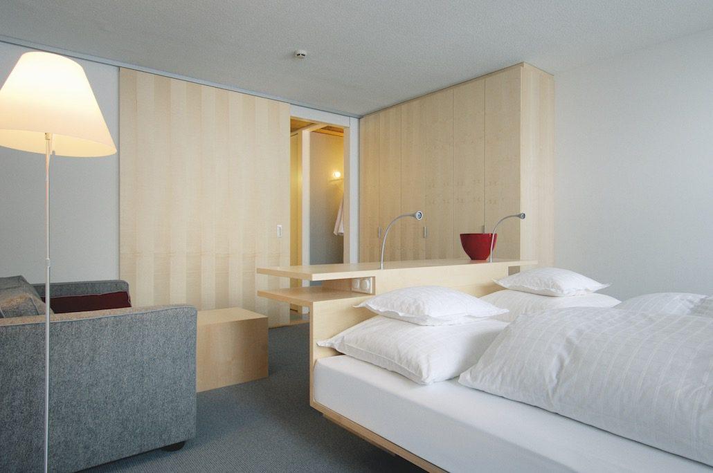 Rote Wand Zug room