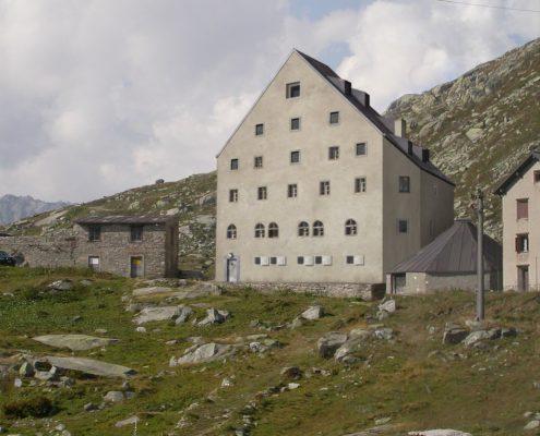 Hospiz san Gottardo, Airolo
