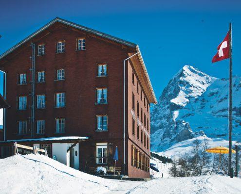 Jungfrau, Wengernalp