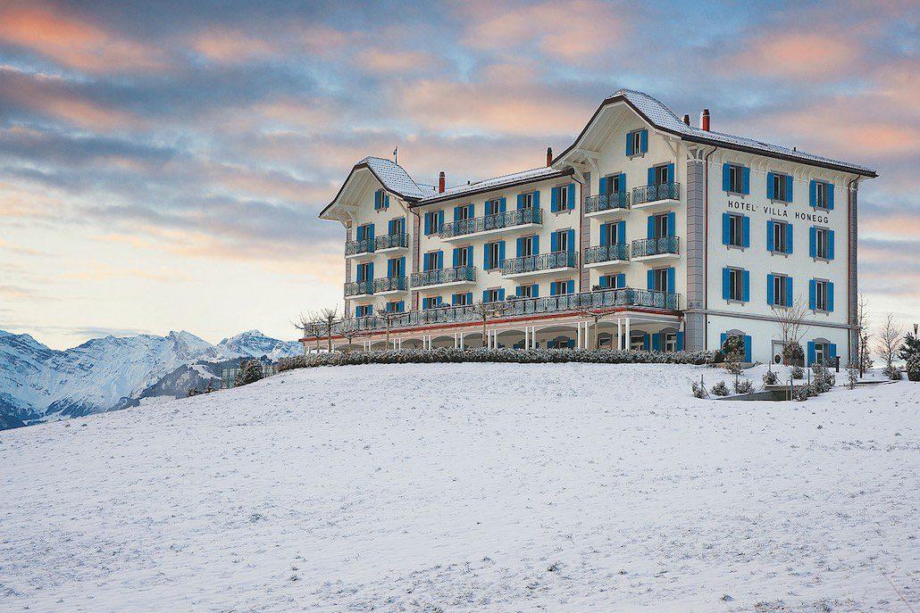 Villa Honegg, Ennetbuergen