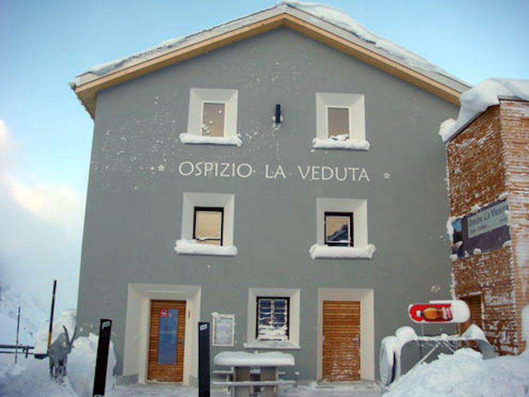 La Veduta, Samedan