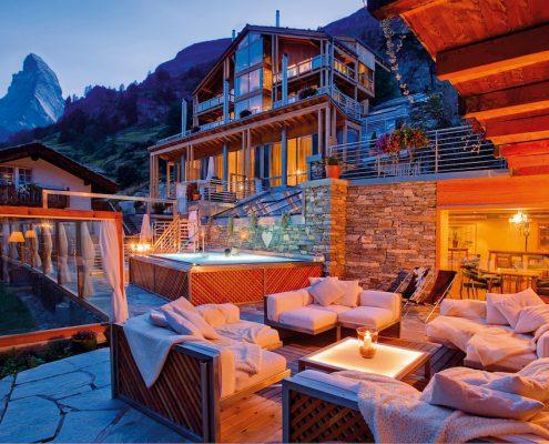 Coeur des Alpes, Zermatt